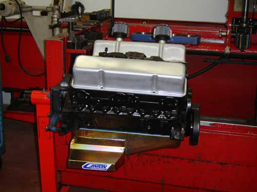 automobile machine shop service